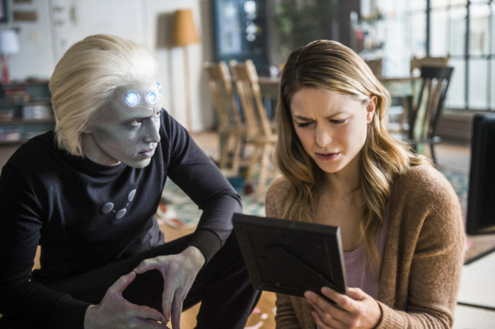 Supergirl is still comatose for most of episode 310  Luckily