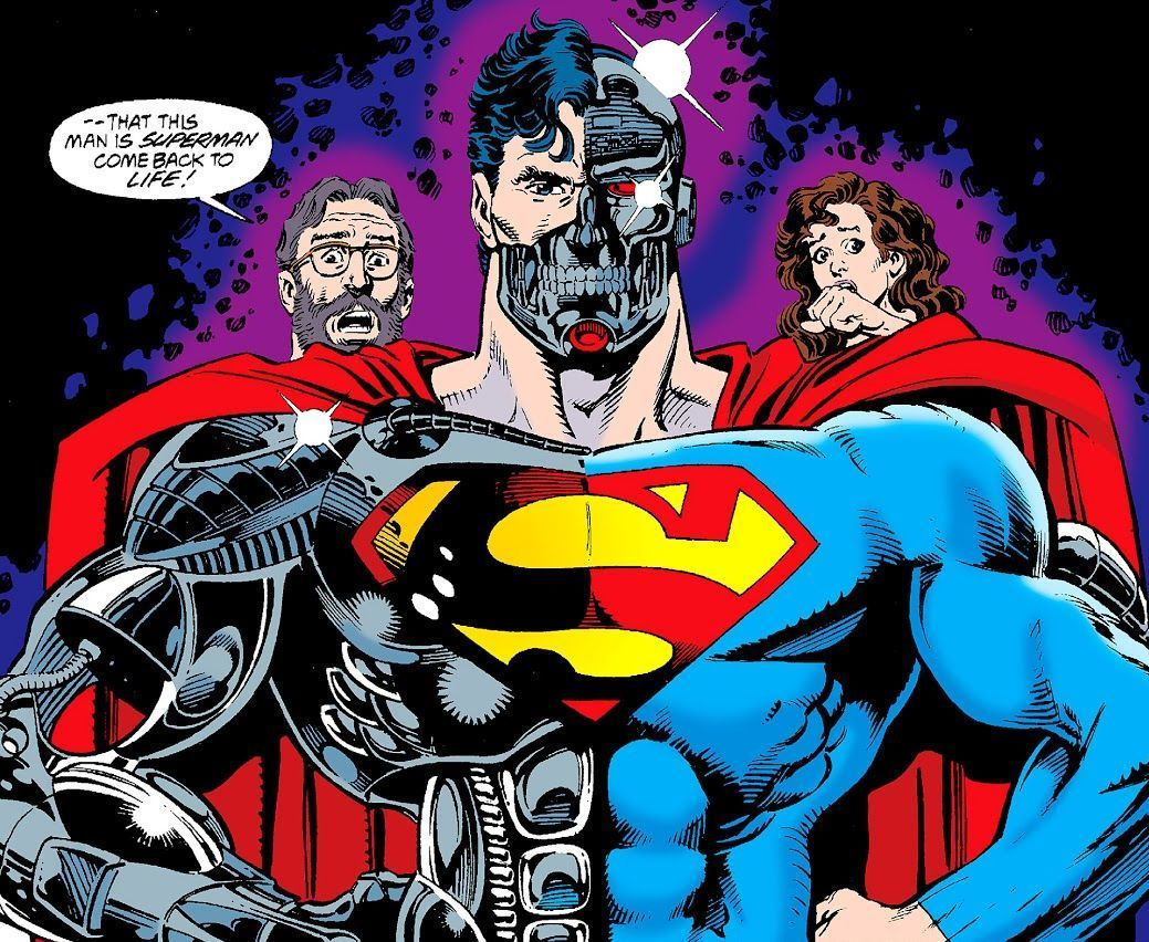How DC's Reign of the Supermen brought the beloved character