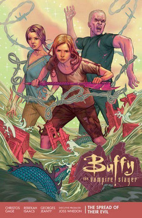 Buffy Dark Horse
