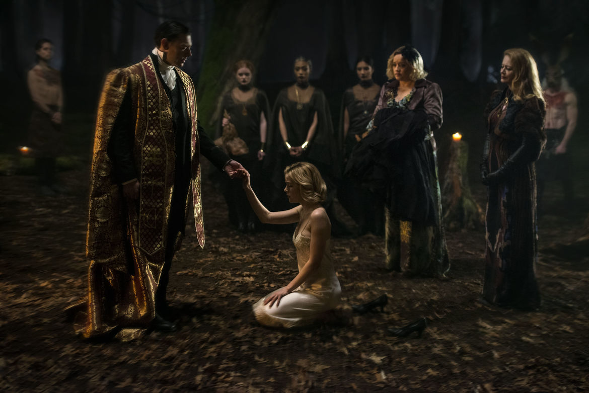 Chilling Adventures of Sabrina Dark Baptism