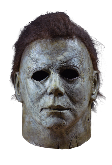 Michael Myers replica mask Halloween 2018
