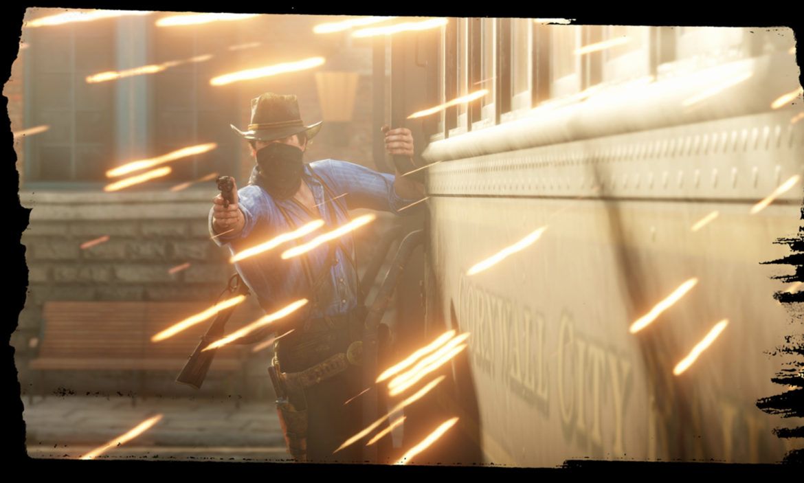 Red Dead Redemption 2 Screen 4