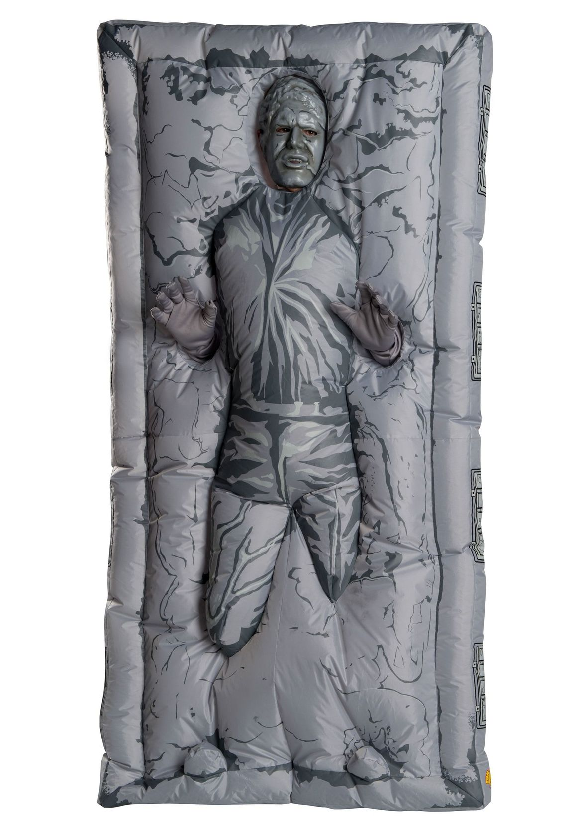 Han Solo Carbonite costume
