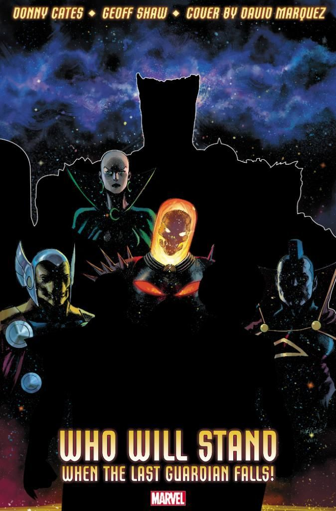 Guardians of the Galaxy new roster
