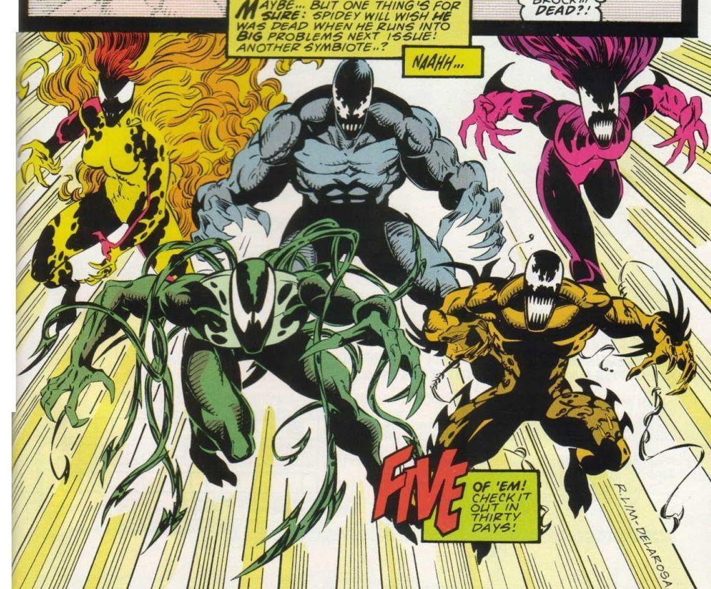 Marvel creators reveal Carnage's sociopathic origin, plus what's
