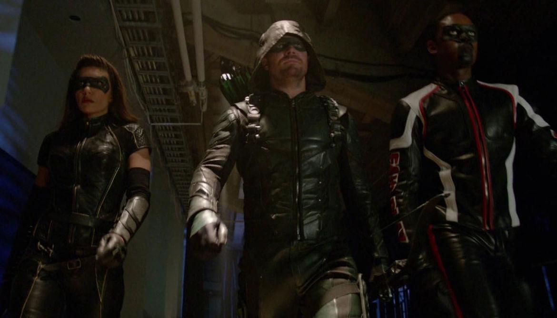 Team Arrow