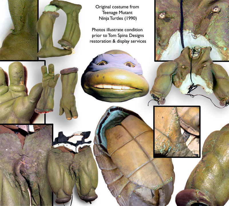 tmnt tom spina restoration