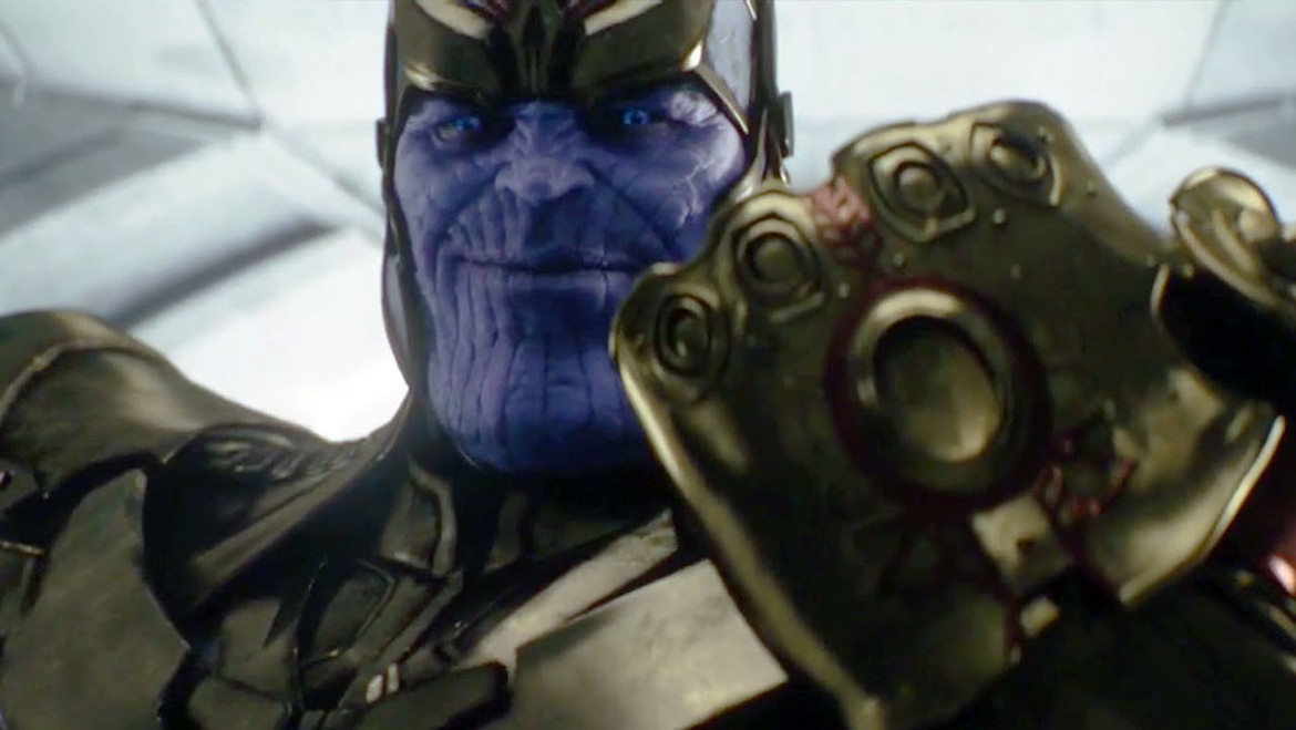 Thanos in Age of Ultron