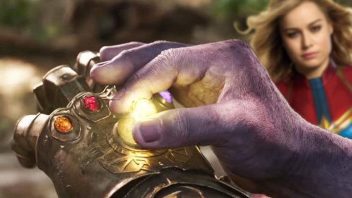Thanos Mind Stone