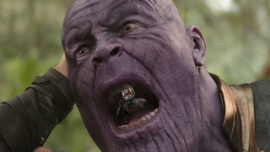 Thanos Scream