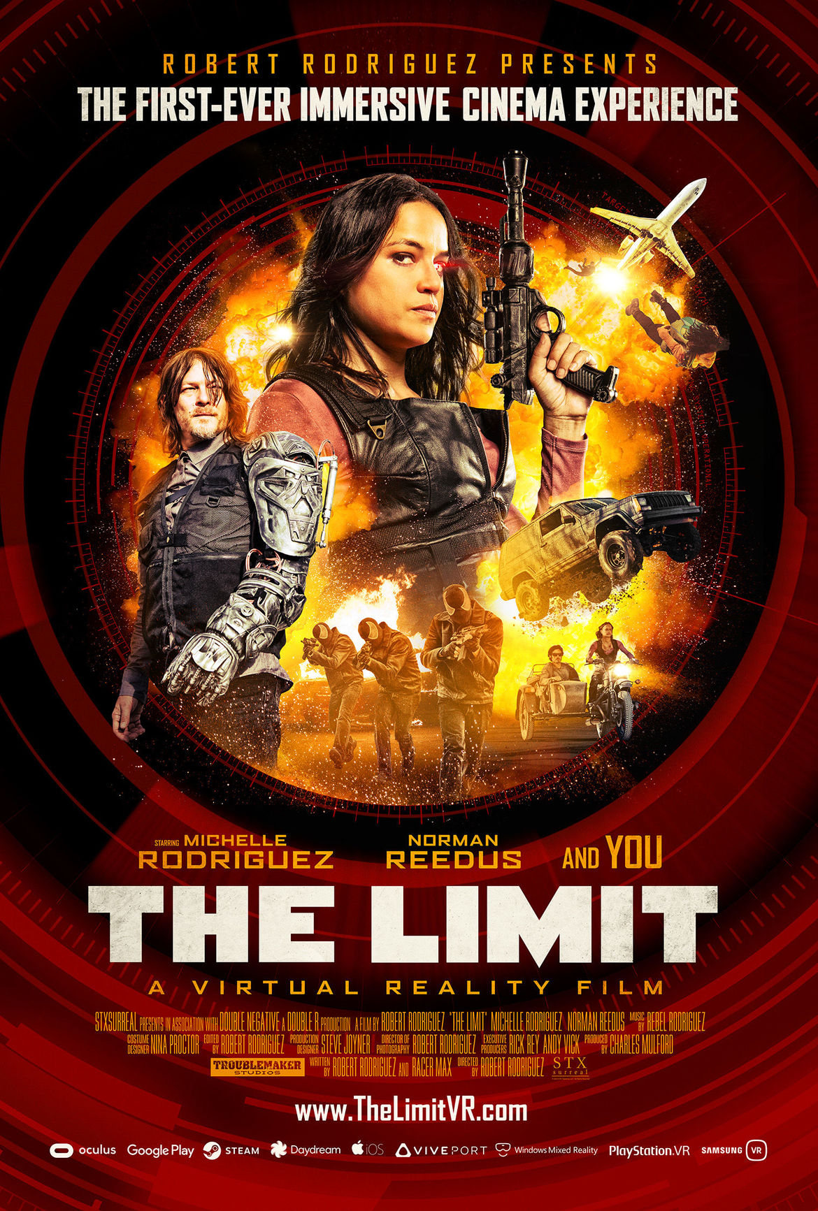 The Limit movie poster