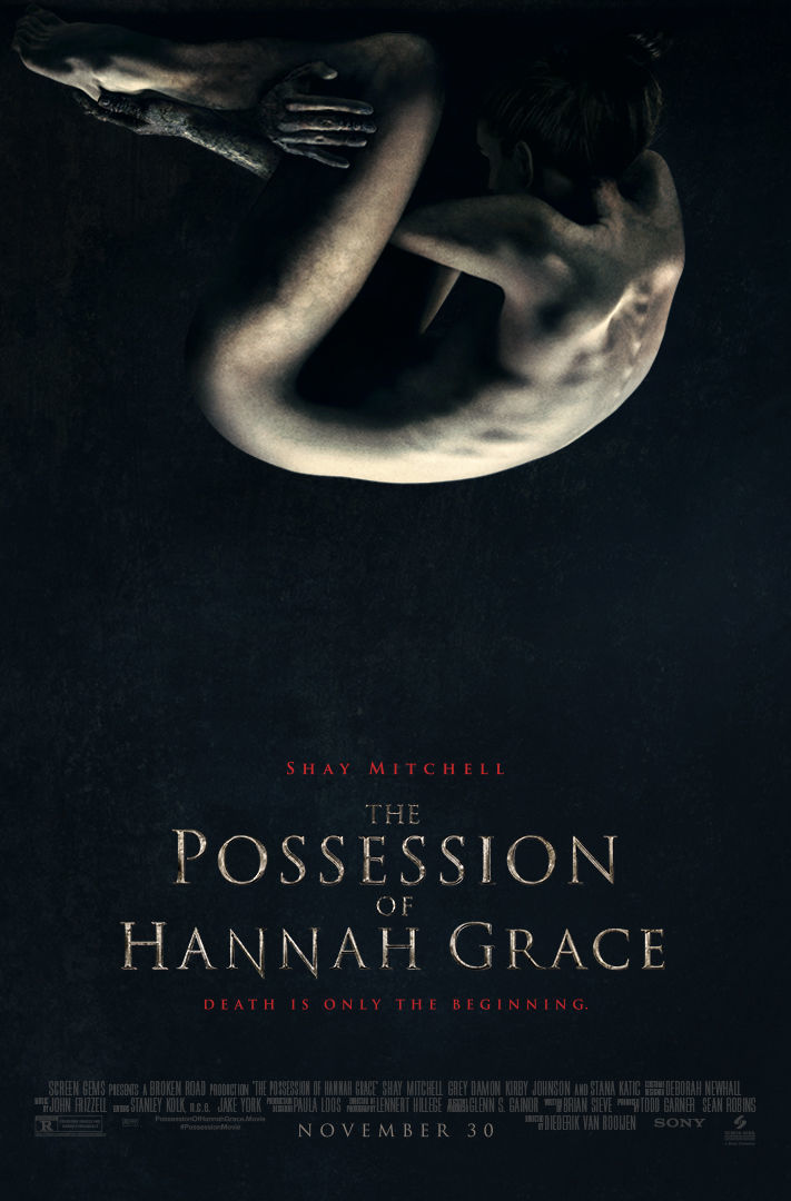 THE POSSESSION OF HANNAH GRACE TRAILER poster