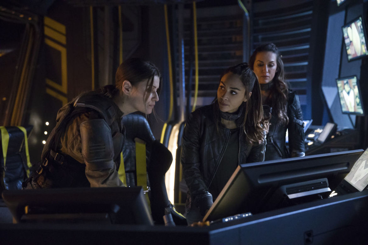 The 100 Discussion: Bonds are broken in 'Acceptable Losses' | SYFY WIRE