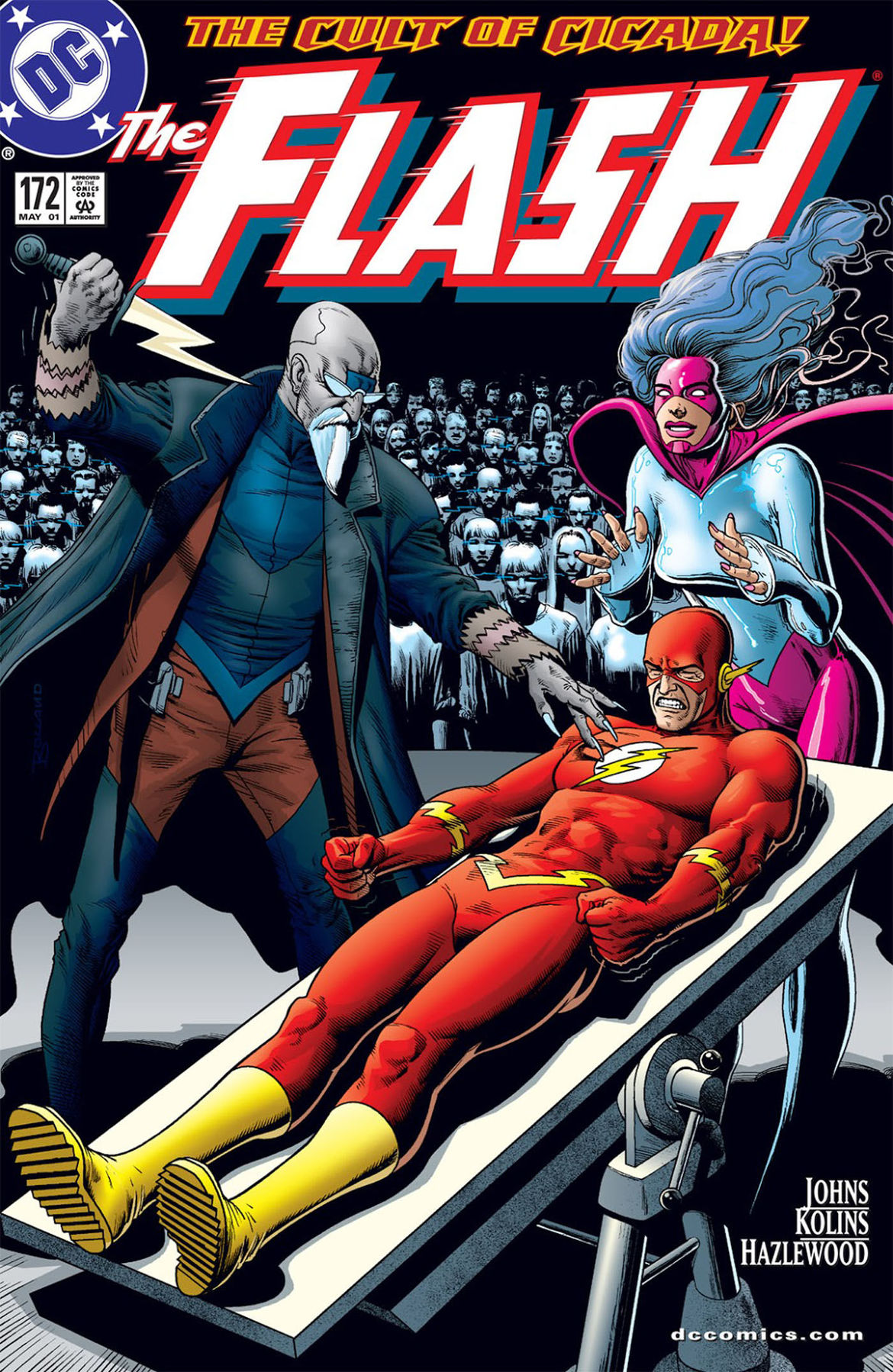 The Flash 172 cover