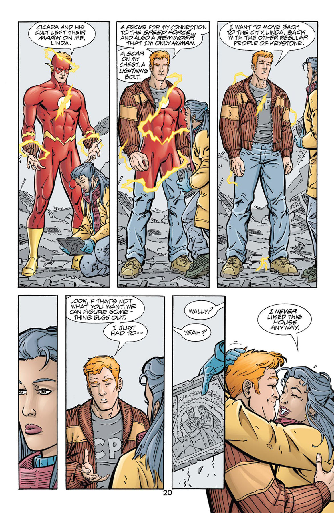The Flash 173 page 2