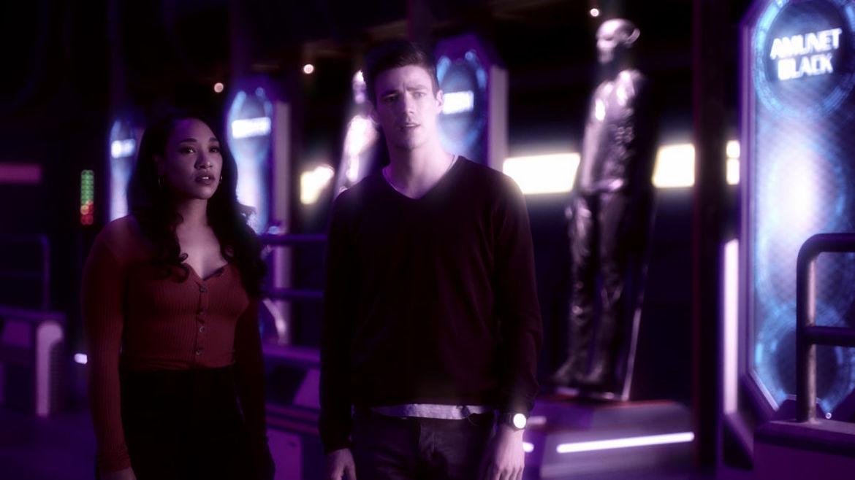 The Flash and Iris