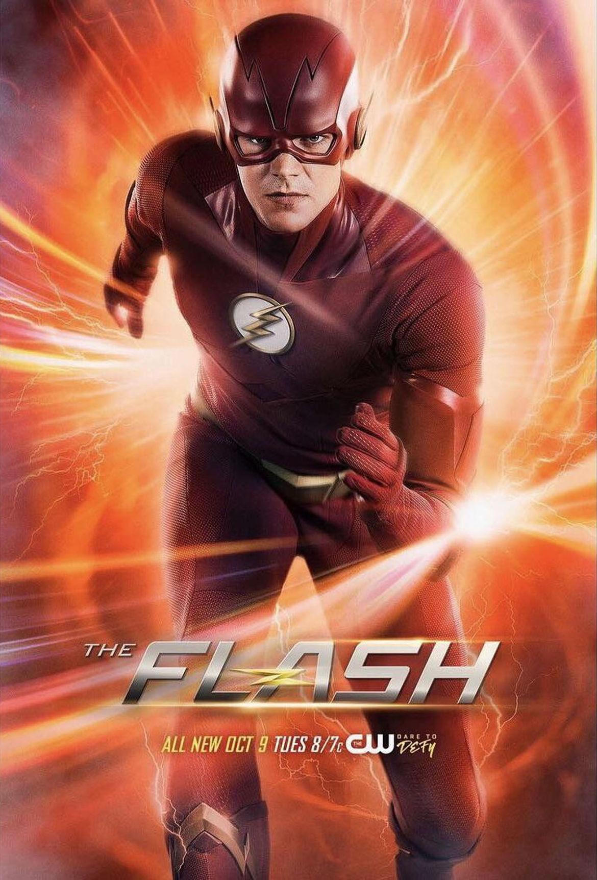 The Flash season 5 new costume