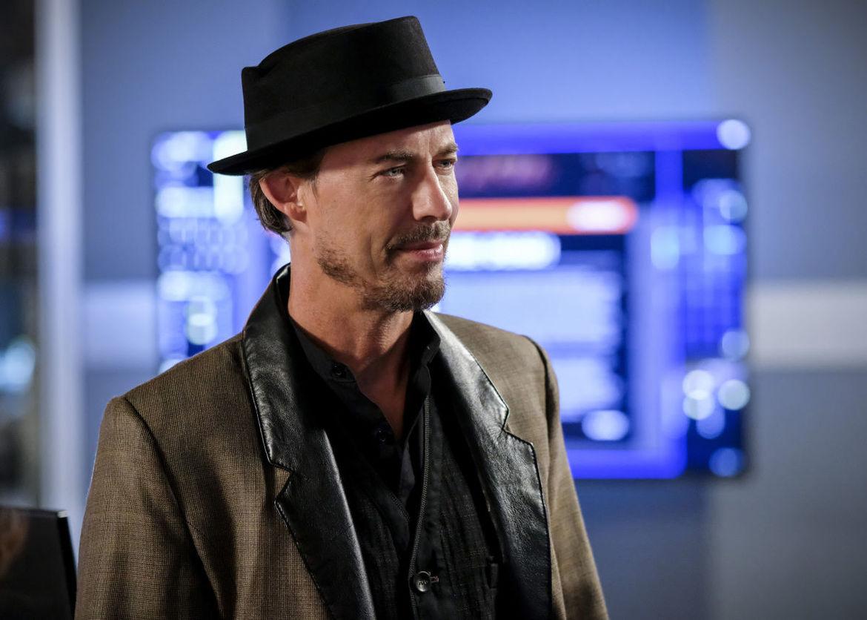 The Flash Sherlock Wells