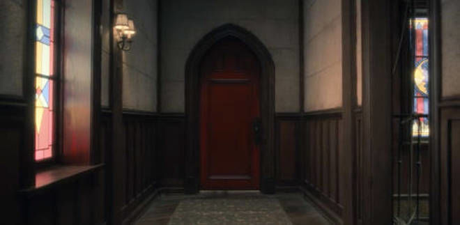 the haunting of hill house red room