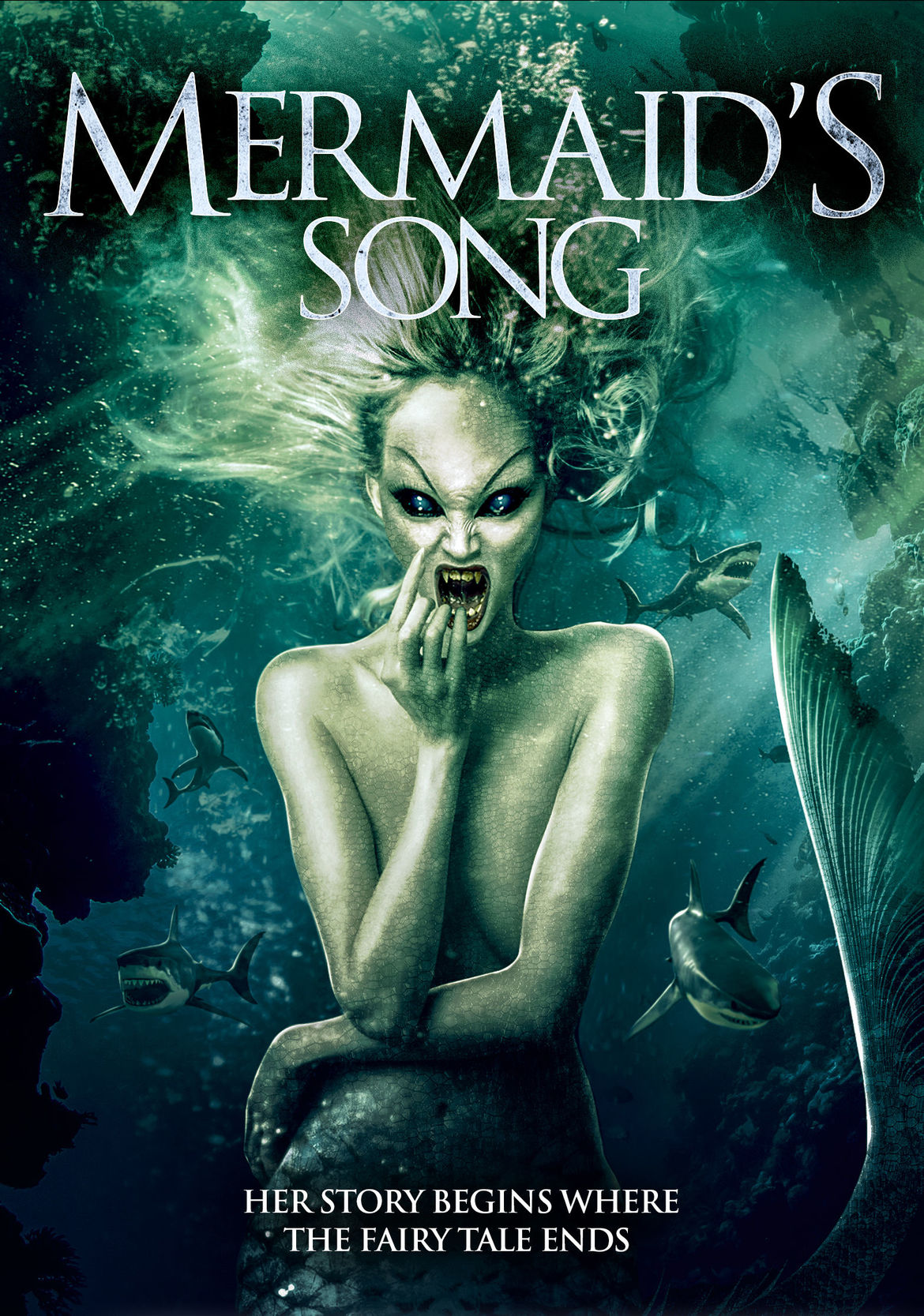 The Mermaids Song 2018 Poster