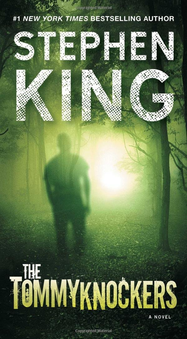 the tommyknockers stephen king