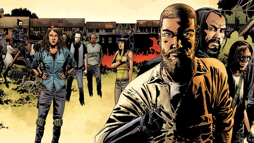 The Walking Dead A New Beginning Comic