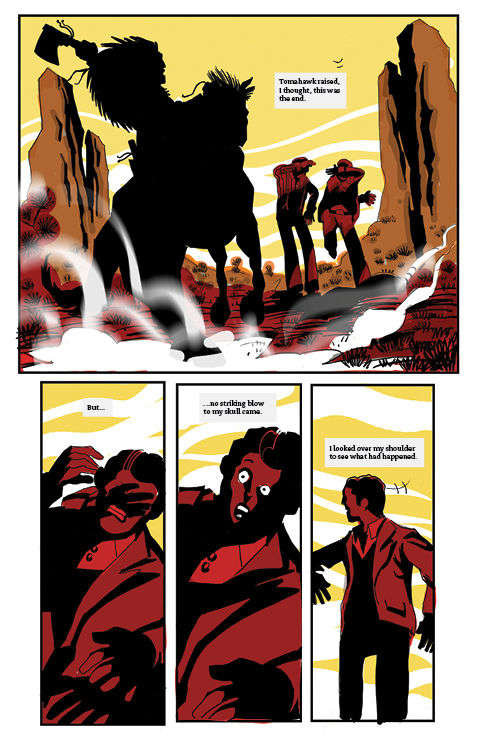 The Dark Gun Part 2 Page 10