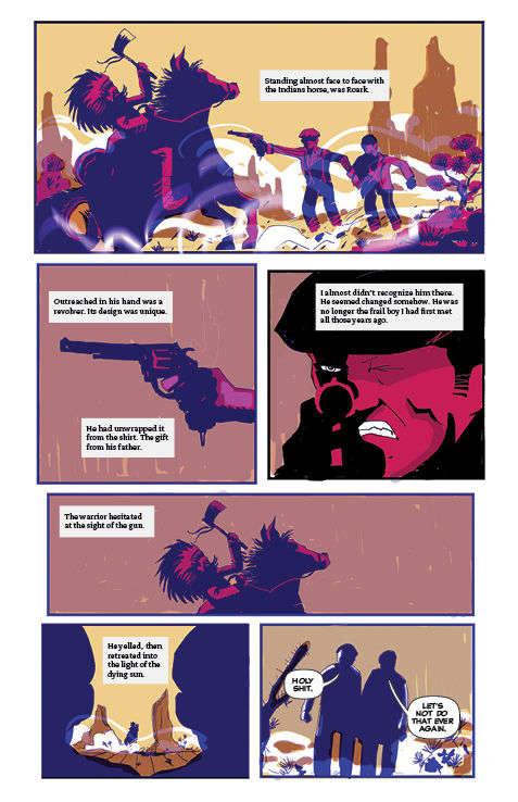 The Dark Gun Part 2 Page 11