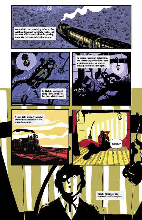 The Dark Gun Part 2 Page 12
