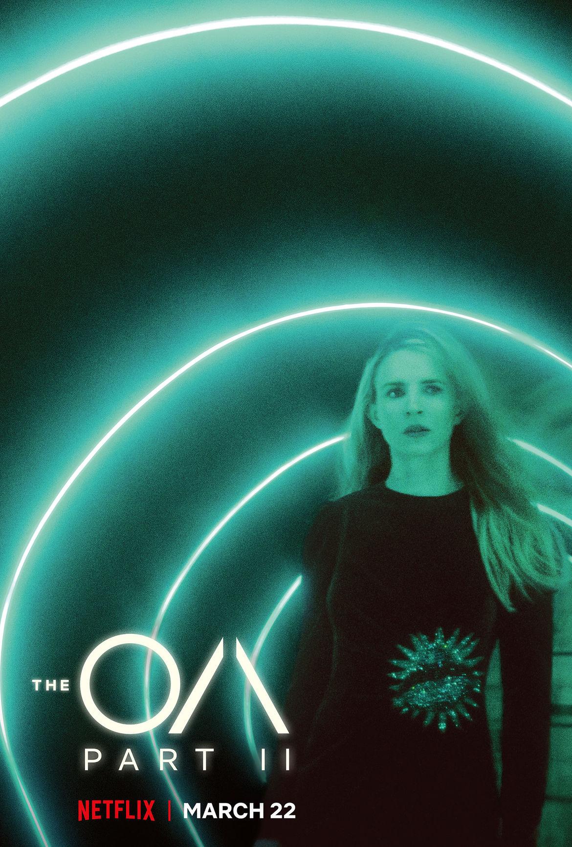 The OA Part 2 key art Netflix