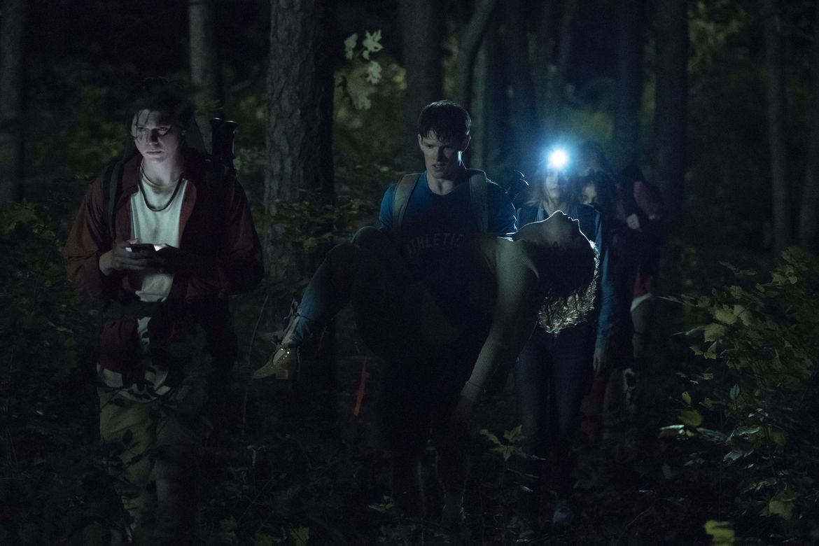 Netflix's The Society is Lord of the Flies for the digital and