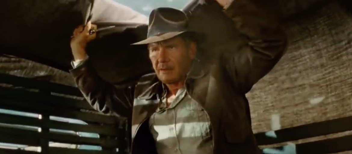 Indiana Jones and the Kingdom of the Crystal Skull- They weren't you honey