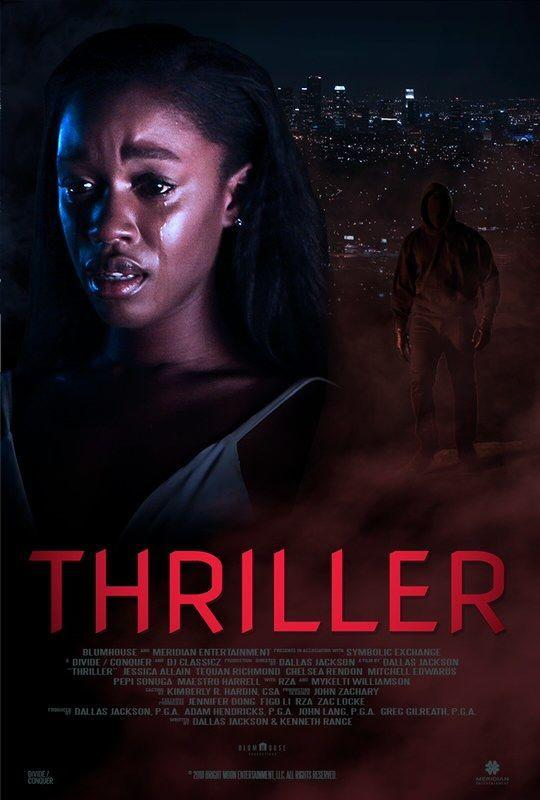 Thriller poster