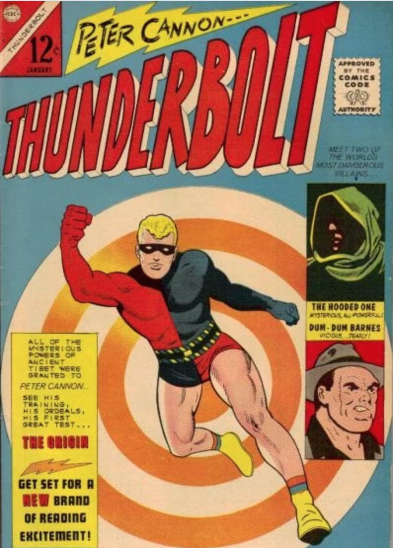 Thunderbolt #1