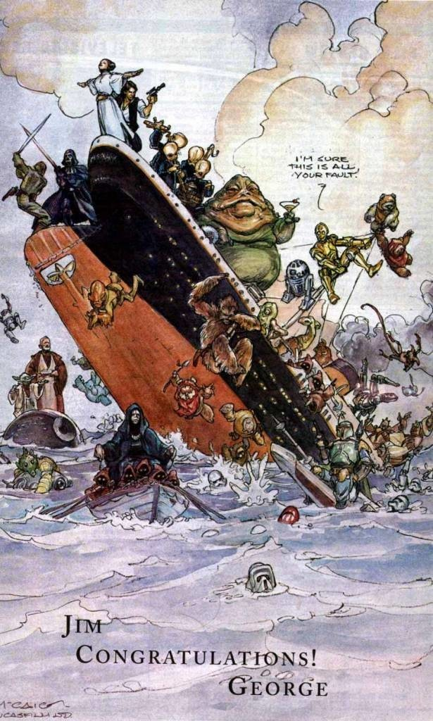 Titanic Star Wars Box Office