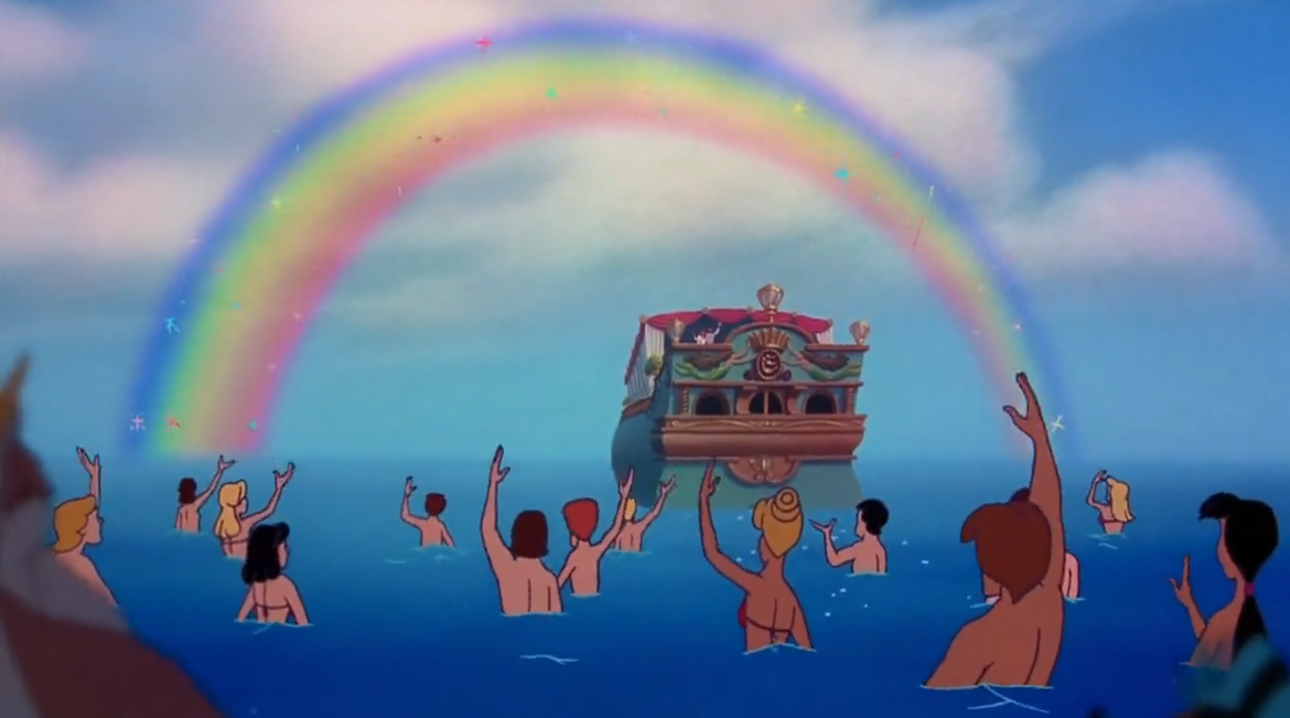 66 thoughts I had while watching 'The Little Mermaid' as an adult