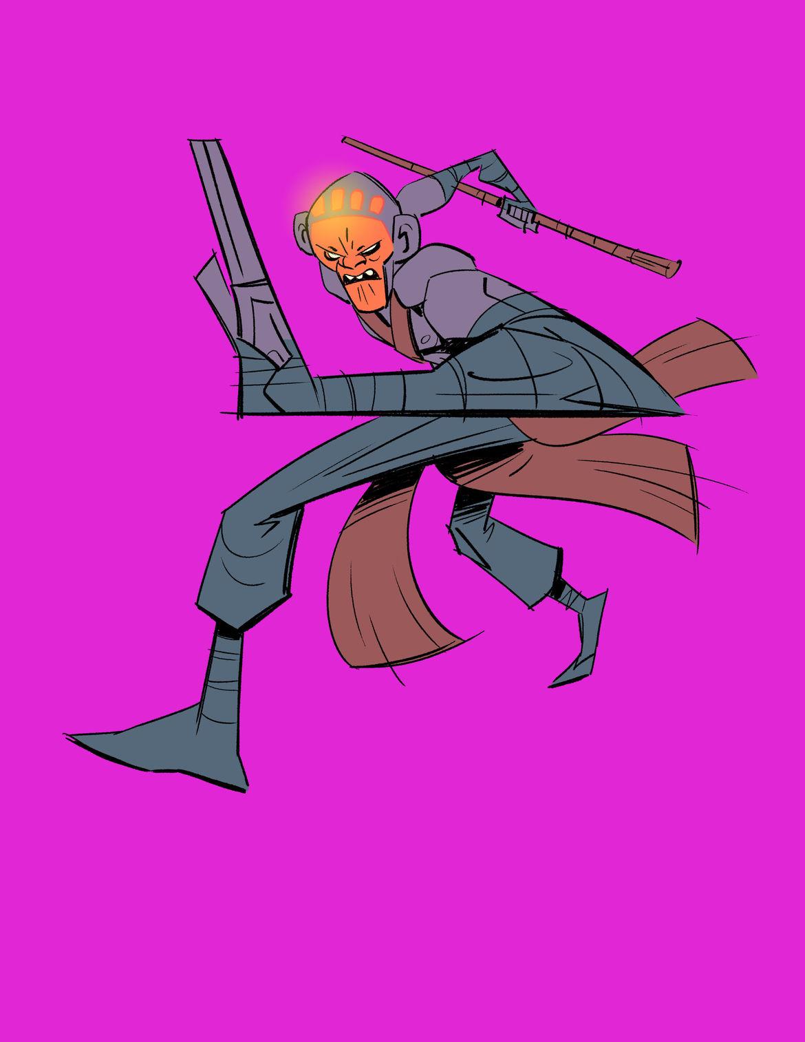 Exclusive: The creators of Rise of the Teenage Mutant Ninja