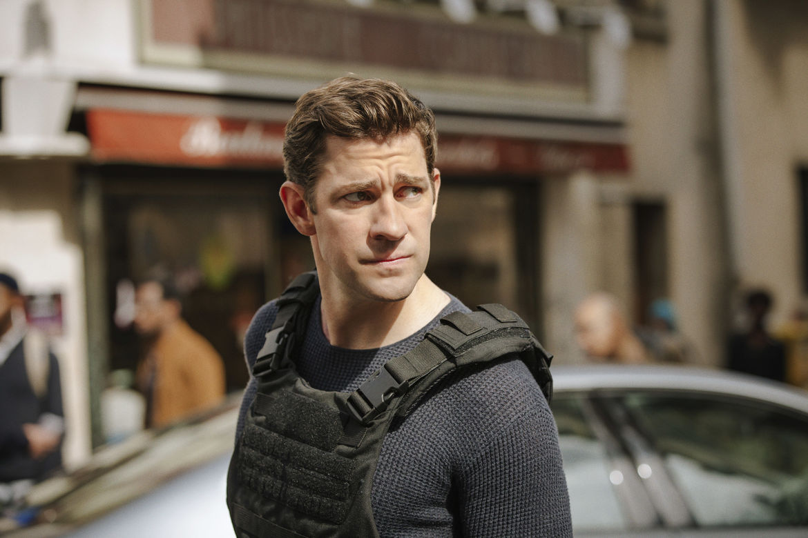 Tom Clancy's Jack Ryan, John Krasinski