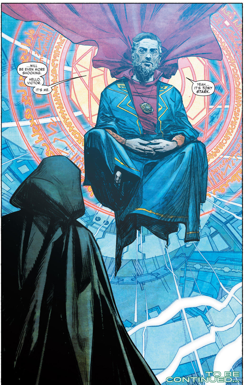Tony Stark, Sorcerer Supreme