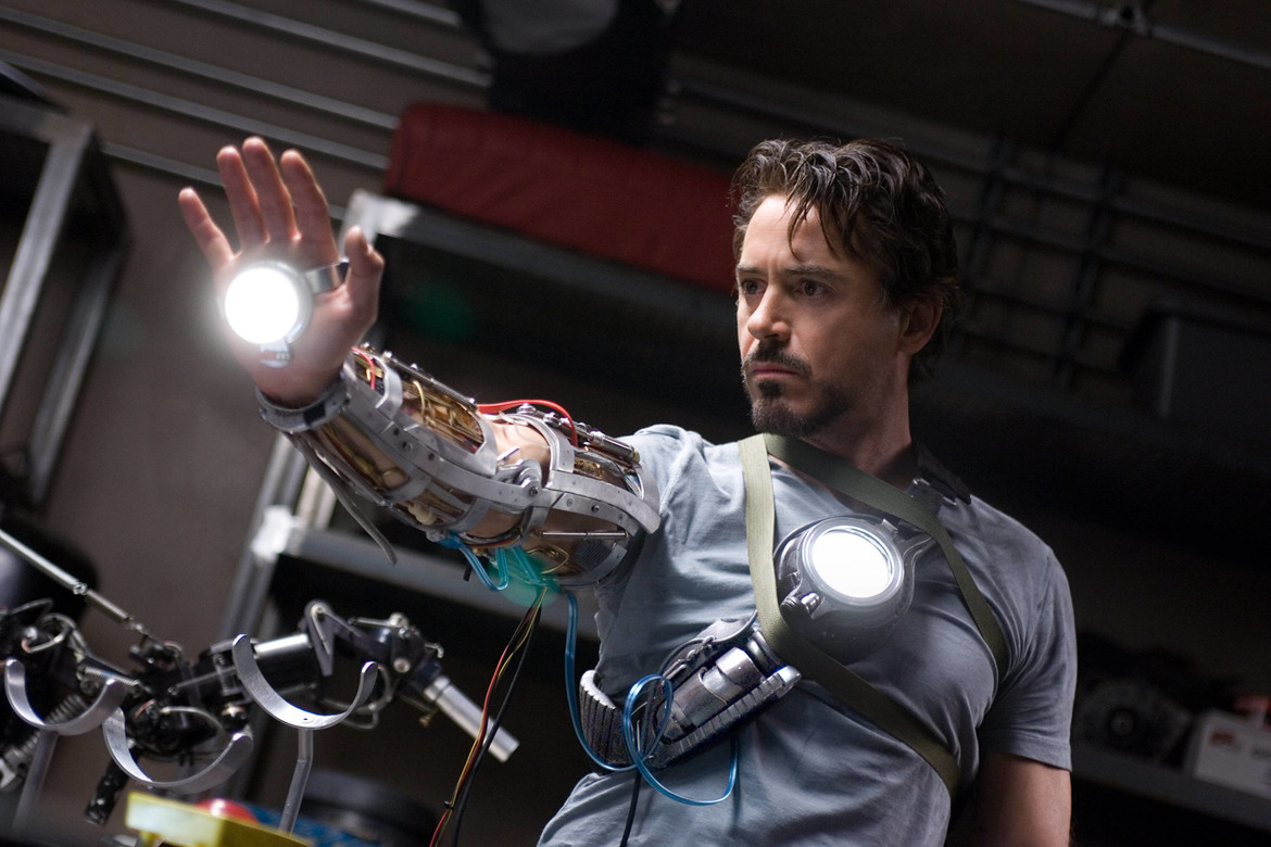 Tony Stark, Iron Man