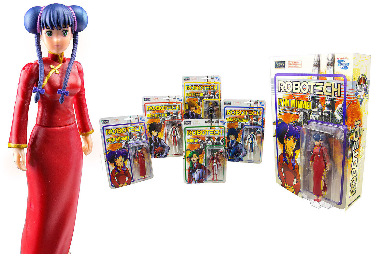 toynami robotech figures