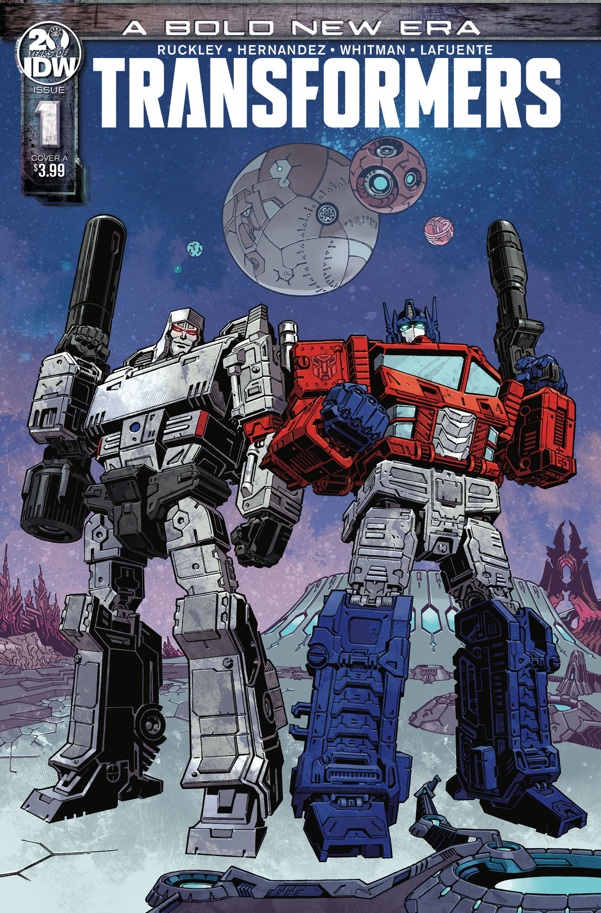 Transformers Cover 1