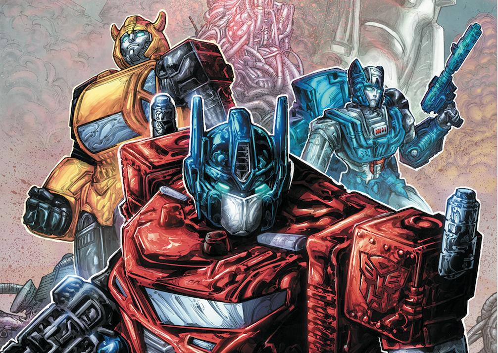 Transformers Slice 1