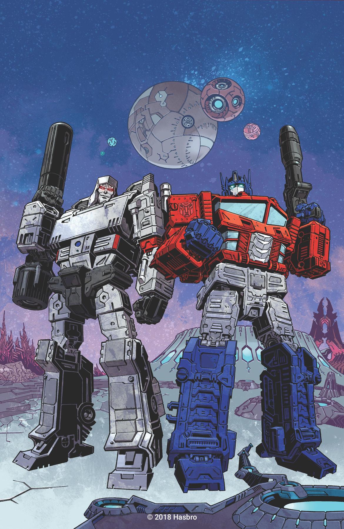 TransformersGabriel RodriguezVariant
