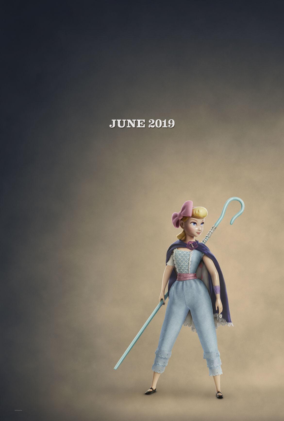 Bo Peep Toy Story 4