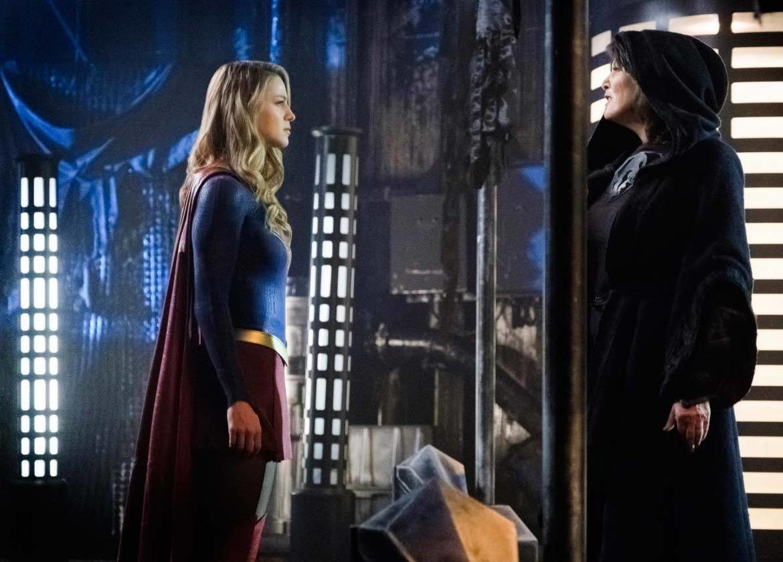 Supergirl episode 311 Fort Rozz - Supergirl, Jindah Kol Rozz