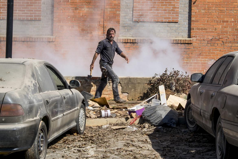 The Walking Dead episode 812 - Rick