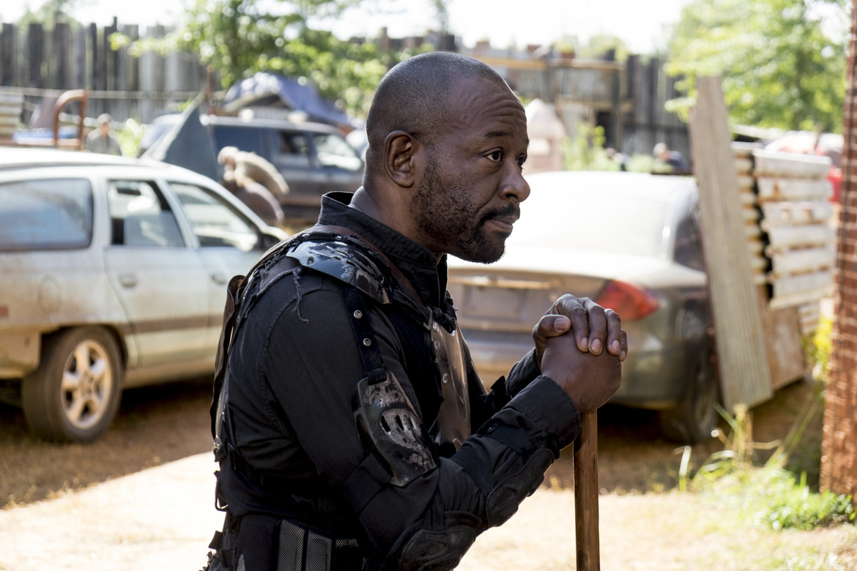 The Walking Dead episode 813 - Morgan