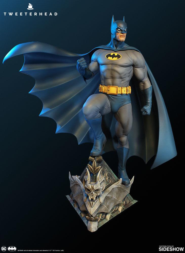 tweeterhead dc comics super powers batman