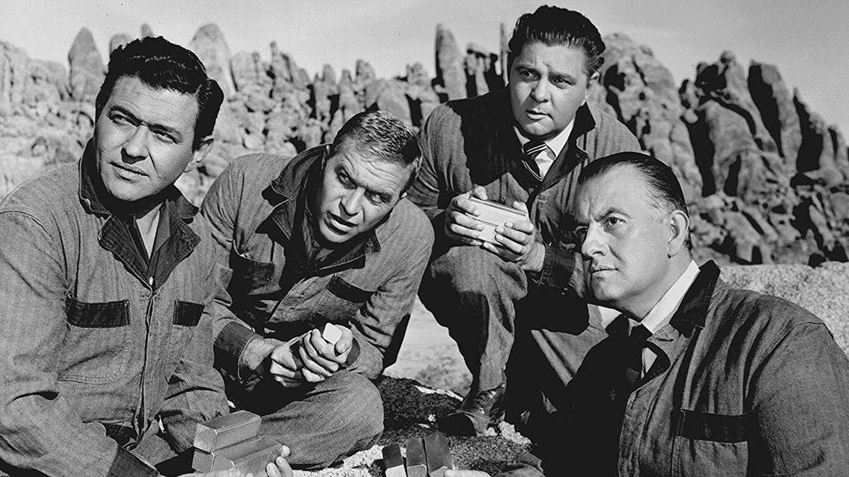 Twilight Zone The Rip Van Winkle Caper hero